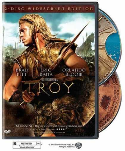 Bestselling Movies (2006) - Troy by Wolfgang Petersen