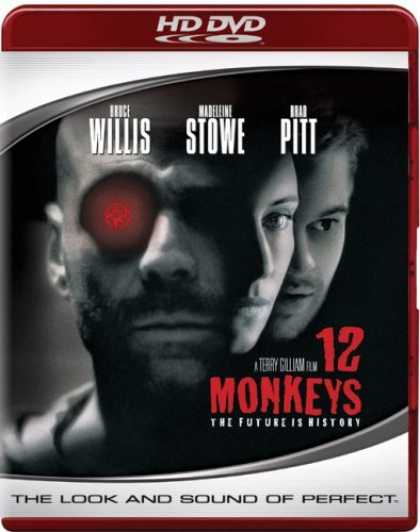 Bestselling Movies (2006) - 12 Monkeys