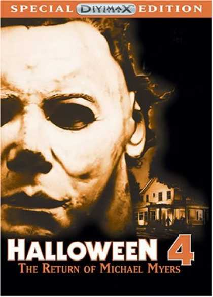 Bestselling Movies (2006) - Halloween 4: The Return of Michael Myers (Divimax Edition) by Dwight H. Little
