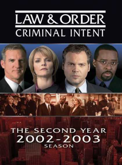 Bestselling Movies (2006) - Law & Order Criminal Intent - The Second Year