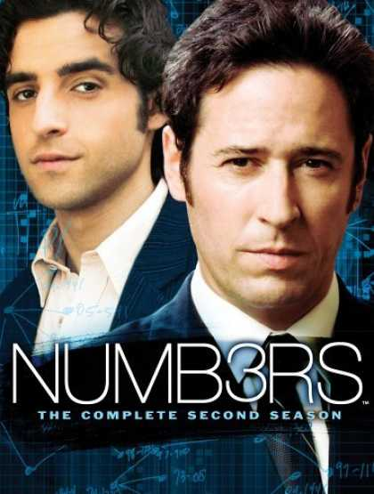 Bestselling Movies (2006) - Numb3rs - The Complete Second Season by Lou Antonio