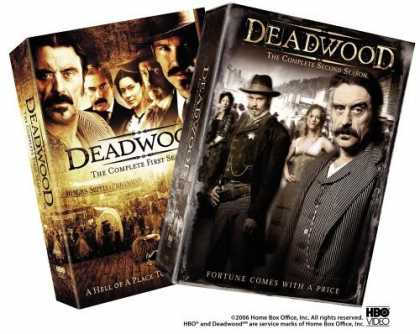 Bestselling Movies (2006) - Deadwood - The Complete First Two Seasons by Davis Guggenheim