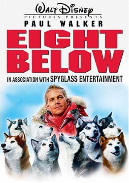 Bestselling Movies (2006) - Eight Below (Full Screen Edition) by Frank Marshall