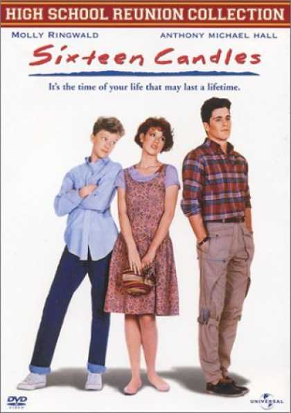 Bestselling Movies (2006) - Sixteen Candles (High School Reunion Collection) by John Hughes