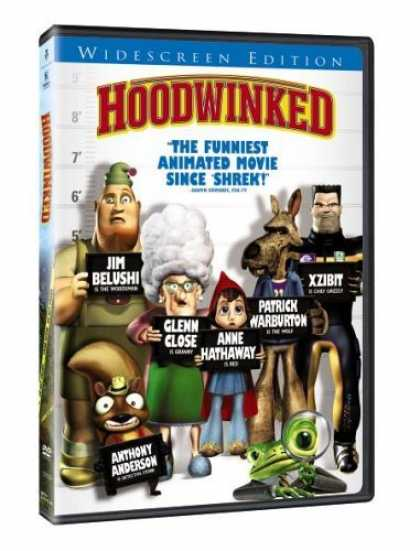 Bestselling Movies (2006) - Hoodwinked (Widescreen Edition)