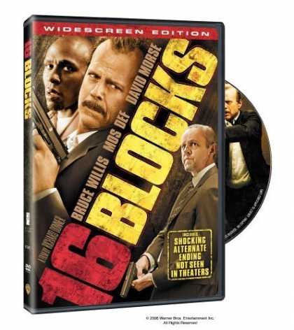Bestselling Movies (2006) - 16 Blocks (Widescreen Edition)