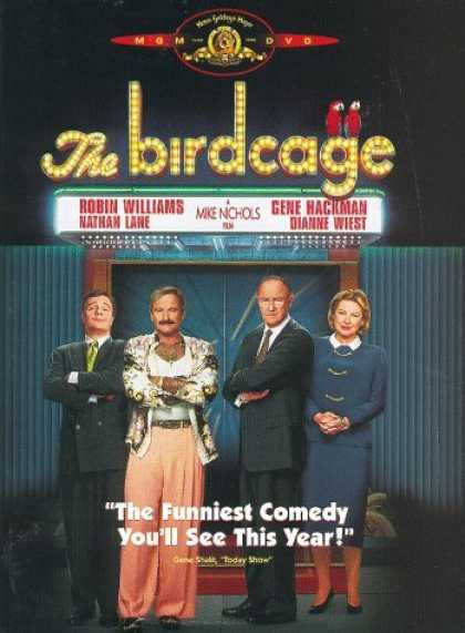 Bestselling Movies (2006) - The Birdcage by Mike Nichols