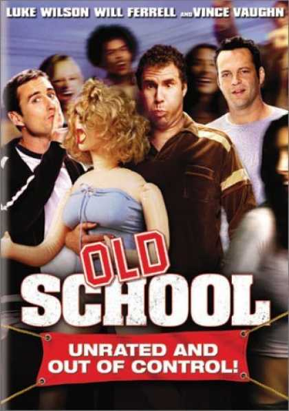 Bestselling Movies (2006) - Old School (Widescreen Unrated Edition) by Todd Phillips