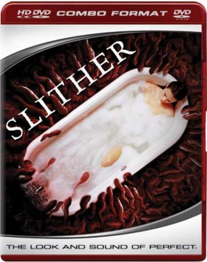 Bestselling Movies (2006) - Slither (DVD & HD DVD Combo) by James Gunn