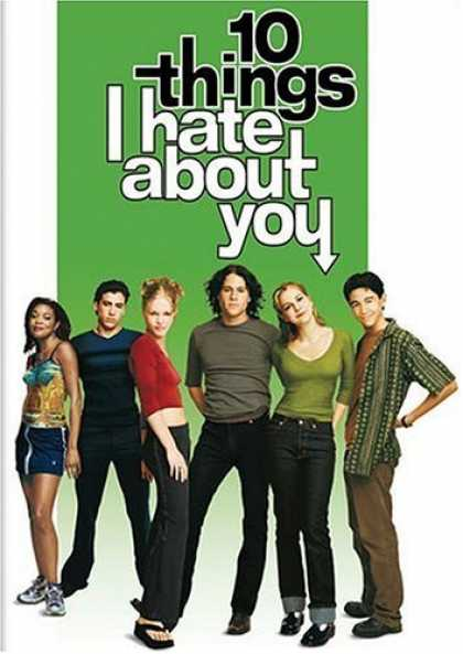 Bestselling Movies (2006) - 10 Things I Hate About You