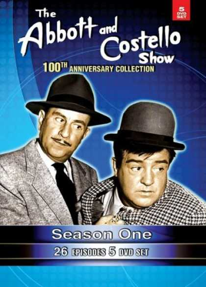 Bestselling Movies (2006) - The Abbott & Costello Show: 100th Anniversary Collection Season 1