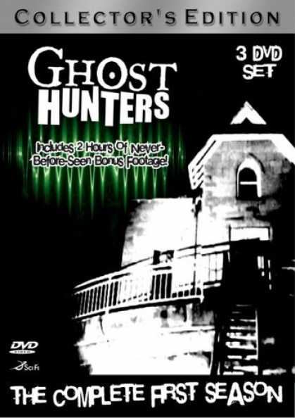 Bestselling Movies (2006) - Ghost Hunters - The Complete First Season by Peter Zasuly