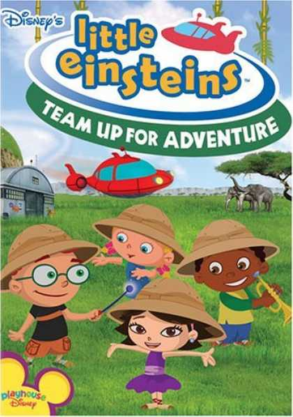 Bestselling Movies (2006) - Disney's Little Einsteins - Team Up for Adventure