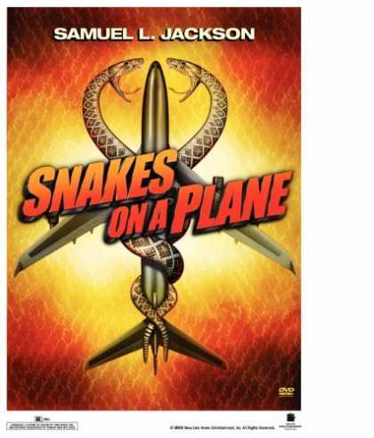 Bestselling Movies (2006) - Snakes on a Plane (Widescreen Edition) by David R. Ellis
