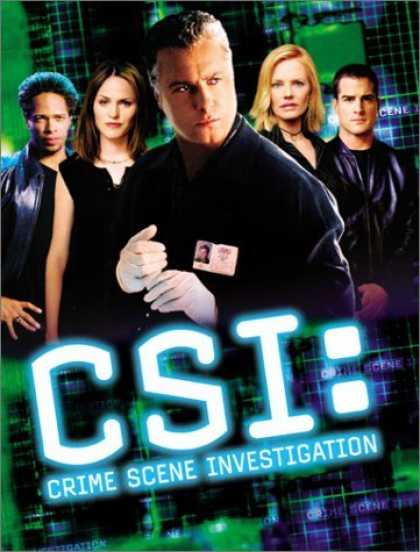 Bestselling Movies (2006) - C.S.I. Crime Scene Investigation - The Complete Second Season
