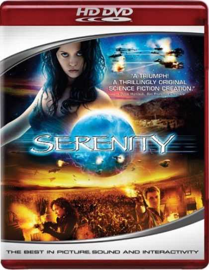 Bestselling Movies (2006) - Serenity [HD DVD]