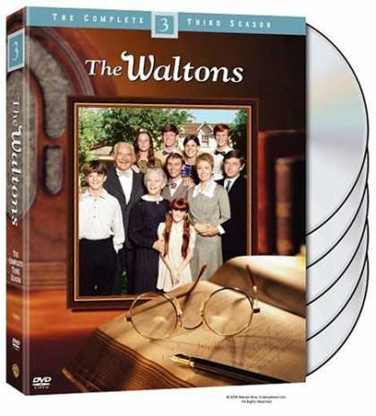 Bestselling Movies (2006) - The Waltons - The Complete Third Season by Harry Harris