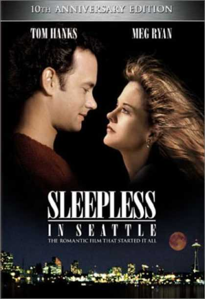 Bestselling Movies (2006) - Sleepless in Seattle (10th Anniversary Edition) by Nora Ephron