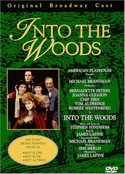 Bestselling Movies (2006) - Into the Woods (Original Broadway Cast) by James Lapine