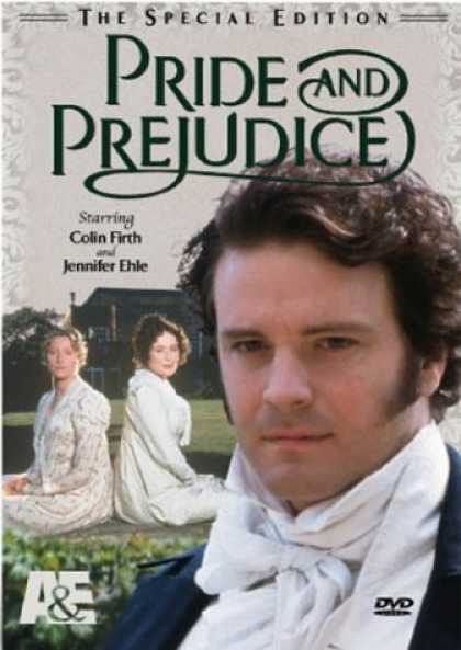 Bestselling Movies (2006) - Pride and Prejudice (Special Edition) by Simon Langton