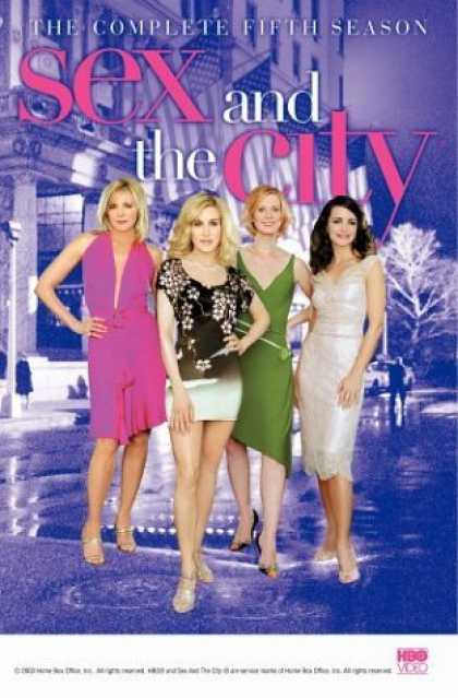 Bestselling Movies (2006) - Sex and the City - The Complete Fifth Season