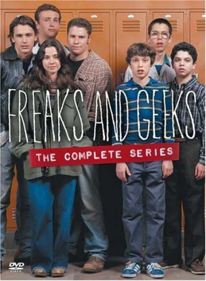 Bestselling Movies (2006) - Freaks and Geeks - The Complete Series