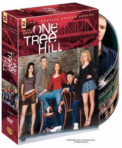Bestselling Movies (2006) - One Tree Hill - The Complete Second Season by David Carson