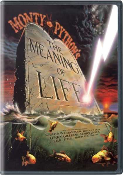 Bestselling Movies (2006) - Monty Python's the Meaning of Life