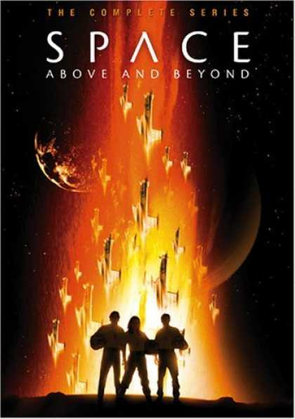 Bestselling Movies (2006) - Space Above and Beyond - The Complete Series by Charles Martin Smith