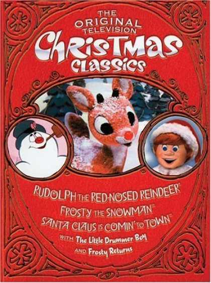 Bestselling Movies (2006) - The Original Television Christmas Classics (Rudolph the Red-Nosed Reindeer / San