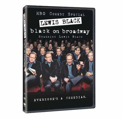 Bestselling Movies (2006) - Lewis Black - Black on Broadway by Paul Miller