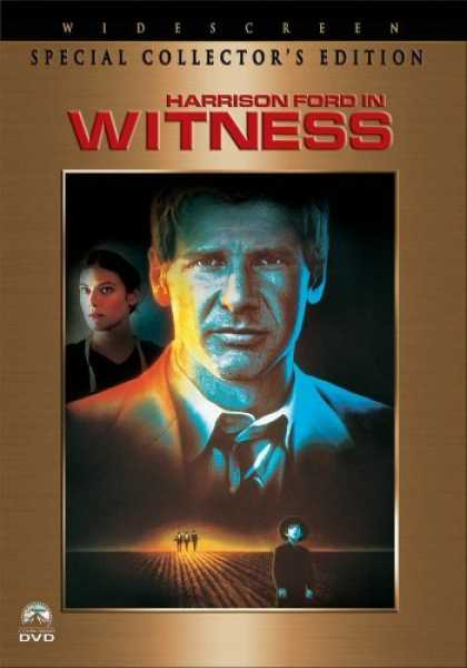 Bestselling Movies (2006) - Witness (Special Collector's Edition) by Peter Weir
