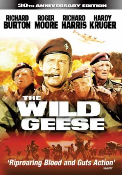 Bestselling Movies (2006) - The Wild Geese (30th Anniversary Edition) by Andrew V. McLaglen