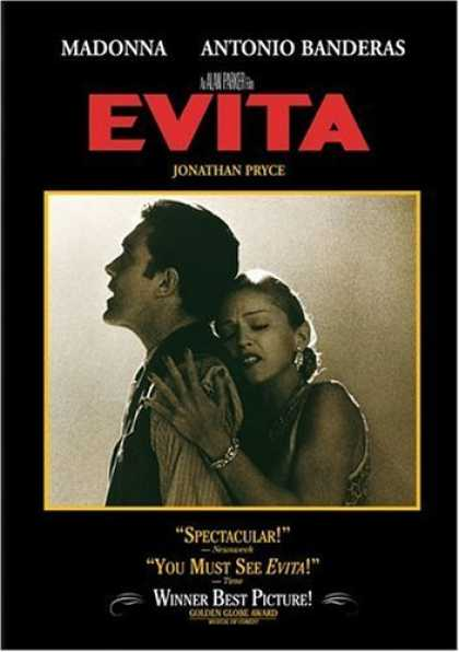 Bestselling Movies (2006) - Evita by Alan Parker