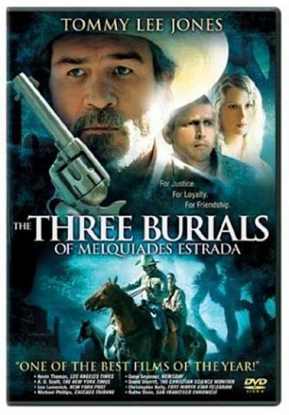 Bestselling Movies (2006) - The Three Burials of Melquiades Estrada
