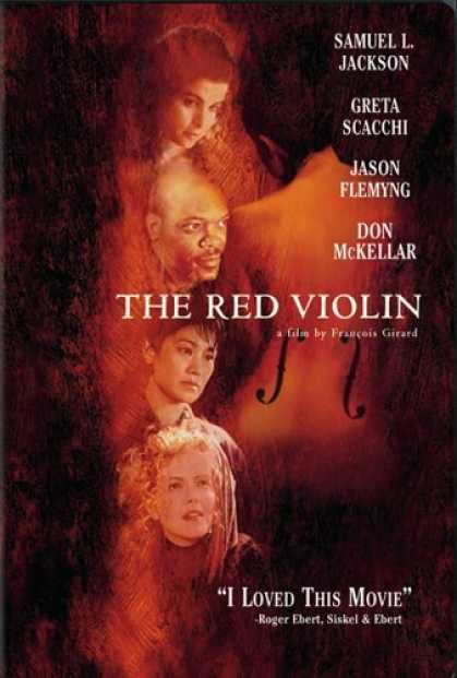 Bestselling Movies (2006) - The Red Violin by François Girard
