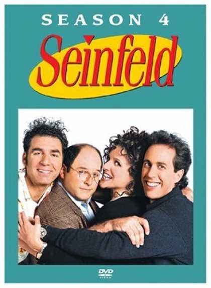 Bestselling Movies (2006) - Seinfeld - Season 4 by Tom Cherones