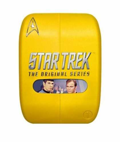 Bestselling Movies (2006) - Star Trek The Original Series - The Complete First Season