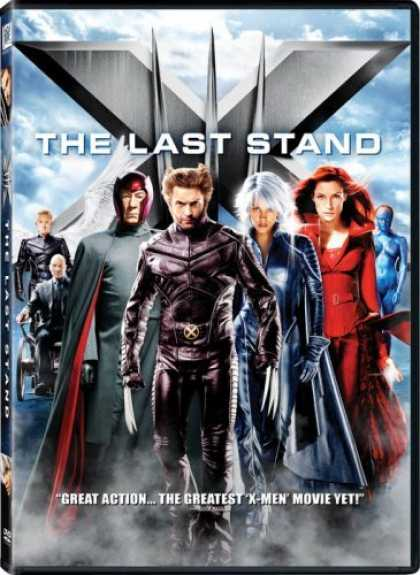 Bestselling Movies (2006) - X-Men - The Last Stand (Widescreen Edition) by Brett Ratner