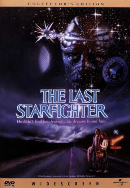 Bestselling Movies (2006) - The Last Starfighter by Nick Castle