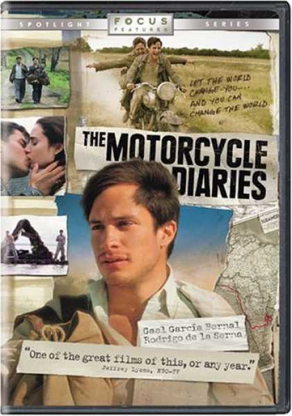 Bestselling Movies (2006) - The Motorcycle Diaries (Widescreen Edition) by Walter Salles