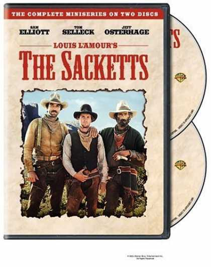 Bestselling Movies (2006) - Louis L'Amour's The Sacketts by Robert Totten