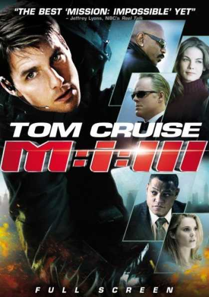 Bestselling Movies (2006) - Mission - Impossible III (Full Screen Edition) by J.J. Abrams