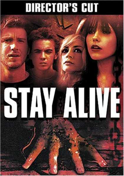 Bestselling Movies (2006) - Stay Alive - Unrated Director's Cut (Widescreen Edition) by William Brent Bell