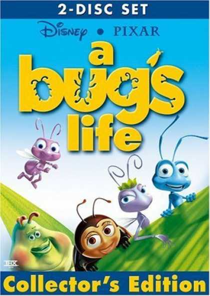 Bestselling Movies (2006) - A Bug's Life (Collector's Edition) by John Lasseter