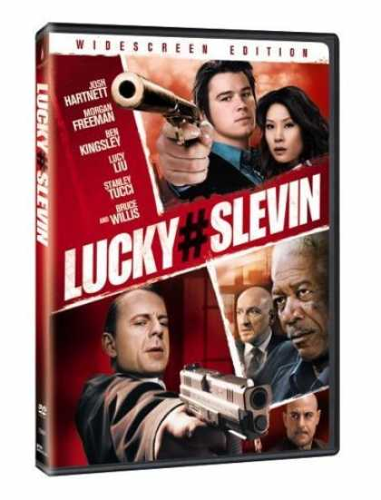 Bestselling Movies (2006) - Lucky Number Slevin (Widescreen Edition) by Paul McGuigan