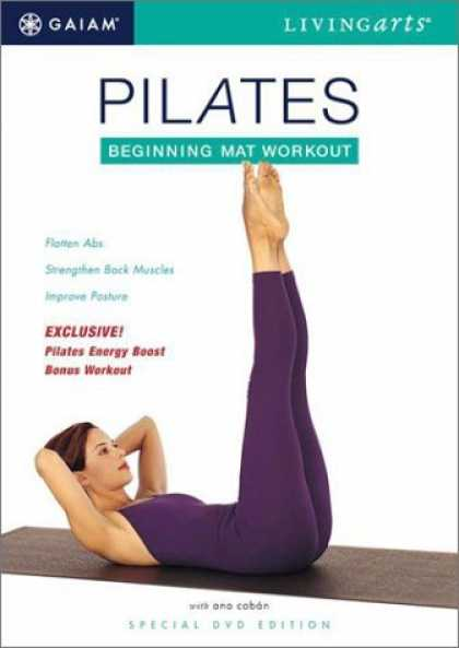 Bestselling Movies (2006) - Pilates - Beginning Mat Workout