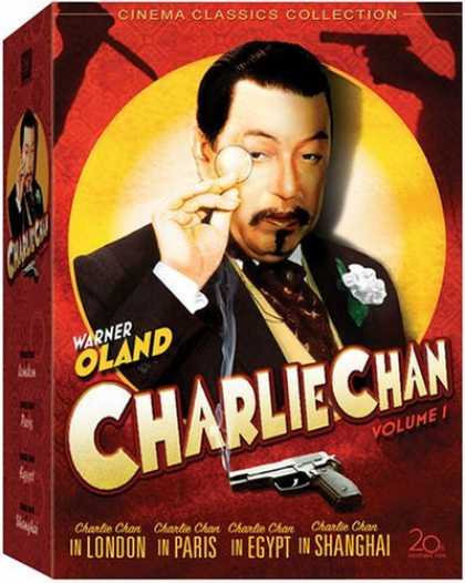 Bestselling Movies (2006) - Charlie Chan Collection, Vol. 1 (Charlie Chan in London / Charlie Chan in Paris