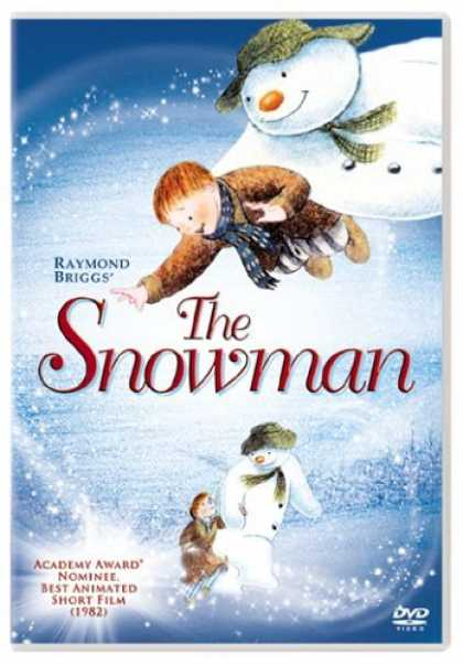 Bestselling Movies (2006) - The Snowman by Dianne Jackson