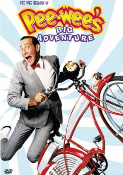 Bestselling Movies (2006) - Pee-wee's Big Adventure by Tim Burton